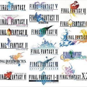 Merchandising Final Fantasy