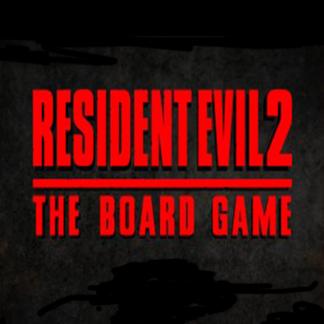 Resident Evil Board Game